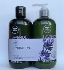 Paul Mitchell Hydration Lavender Mint Moisturizing. Duo Set, 300ml/10.14 fl.oz