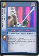 Lord Of The Rings Foil CCG Card RotK 7.R18 Bow of Galadhrim