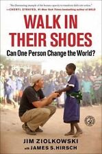Walk in Their Shoes : Can One Person Change the World?-ExLibrary