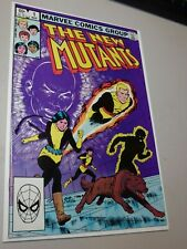 The New Mutants #1 1983 Marvel First Solo Series Origin of Karma High Grade