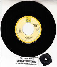 "THE BEACH BOYS  I Can Hear Music & Bluebirds Over The Mountain 7"" 45 record NEW"