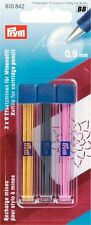 Prym 0.9mm Refills for Prym Extra Fine Cartridge Pencil Yellow/Black/Pink610842
