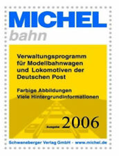 MICHELbahn - Modellwagen und Lokomotiven der Deutschen Post auf CD