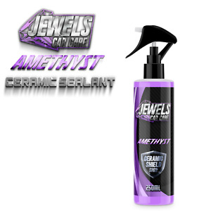 Jewels Amethyst Ceramic Shield Si02 - Ultimate Shine Armor Protection *250ml*