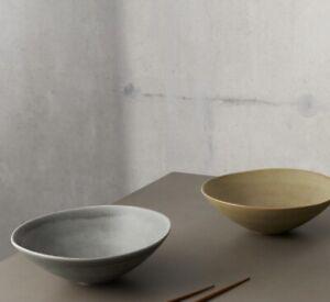 Made.com Hai Set of 4 Mixed Reactive Glaze Ramen Bowls