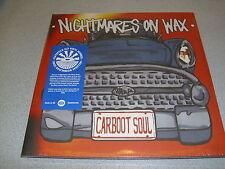 NIGHTMARES ON WAX - Carboot Soul - 2 LP Vinyl & MP3 /// Neu &OVP &Gatefold