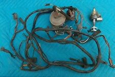 OEM 1968 Mercury Montego Cyclone Delay Wiper Switch Wiring Harness Governor