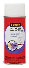 3M  7706 3M SUPER 77 SUPER77-4 SPRAY ADHESIVE 4 OZ.