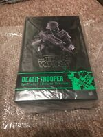 Hot toys Star Wars death trooper deluxe rogue one brand new in uk batman