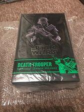 Hot Toys Star Wars Death Trooper Deluxe Rogue uno nel Regno Unito Nuovo di Zecca BATMAN