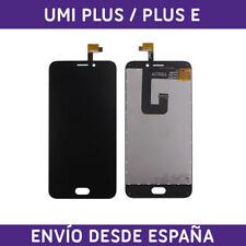 PANTALLA LCD ORIGINAL PARA UMIDIGI UMI PLUS / PLUS -E NEGRO SIN MARCO
