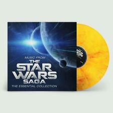 Zieglerrobert / Williamsjohn Music From The Star Wars Saga Essential Coloured V