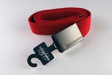 NEW Urban Classics buckle red belt