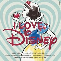 I LOVE DISNEY  CD NEU