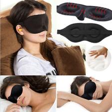Travel Sleep Eye Mask 3D Memory Padded Shade Cover Sleeping Blindfold US Seller