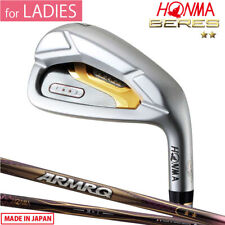 for Ladies 2-Star 2020 HONMA Golf Japan BERES Iron #11 or Sw ARMRQ-38 19wn