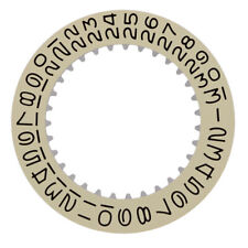 DATE DISC FOR ROLEX SUBMARINER 5513 GMT 1675 1680 #1520 1530 1560 1570 CHAMPAGNE
