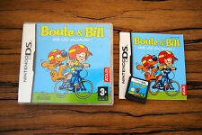 Ball game & bill vive holidays! for nintendo ds (complete)