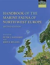 Handbook of the Marine Fauna of North-West Europe, Hardback, Academic Reference