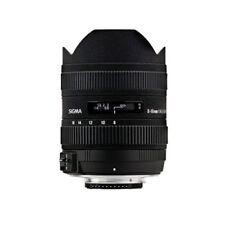 Sigma Manual Focus Lenses for Canon EF Cameras