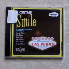 "CD AUDIO MUSIQUE / VARIOUS ""A CERTAIN SMILE"" CD COMPILATION 2010 15T NEUF"