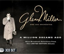 Glenn Miller and His Orchestra-A Million Dreams Ag (US IMPORT)  CD / Box Set NEW