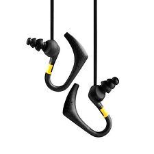 Veho Zs2 Water Resistant Sports Stereo Earphones Yellow Black Headphone
