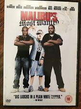 JAMIE KENNEDY Snoop Dogg de MALIBU MÁS BUSCADO ~ 2003 Rap Hip Hop Comedia GB DVD