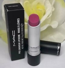 MAC Pro Longwear Lipcreme LOVE FOREVER! Lipstick ~ Discontinued, New in Box