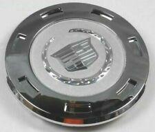 "1 X 2007-2014 CHROME CREST CADILLAC ESCALADE 22"" WHEEL CENTER CAP HUB"