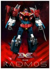 Planet X Transformers PX-C02 Kadmos IDW Star Saber Action figure Toy New instock