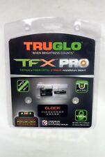 TruGlo Tfx Pro Tritium Handgun Sight For Glock