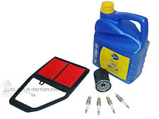 for HONDA CIVIC 1.6 EP2 + SPORT SERVICE KIT OIL AIR FILTER BOSCH SPARK PLUGS OIL