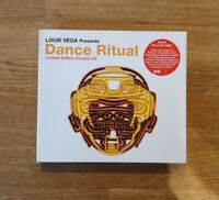 LOUIE VEGA Presents Dance Ritual Limited Edition Double CD House/Electronic