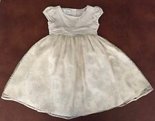 Talbots Kids Holiday Special Occasion Dress For 2T Baby Girl
