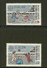 TIMBRE N° 2584-2585 NEUF XX LUXE - EUROPA - JEUX D'ENFANTS