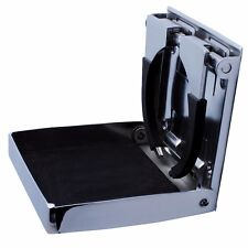 316 Stainless Steel Folding Cup Drink Holder for Marine Boat Truck RV