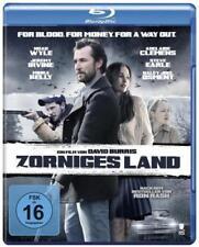 Zorniges Land (Blu-ray) - Noah Wyle / Jeremy Irvine