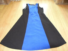 BODEN AUDREY SHIFT WORKWEAR DRESS SIZE 16 LONG
