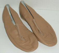 BLOCH Super Jazz Women's Dance Shoes Tan Size 10