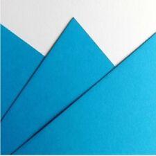 50 SHEET 170gm A4 *INTENSIVE BLUE* CARD STOCK SCRAPBOOKING CARDMAKING