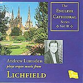 English Cathedral Series Volume Iii (Lucas) CD (2006)