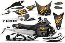Yamaha FX Nytro 08-14 Graphics Kit CreatorX Snowmobile Sled Decals Wrap ZBS