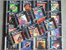 3x Die Drei ??? Fragezeichen - CD-Auswahl - Sammlung - aussuchen-auswählen