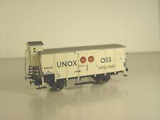 Unox Güterwagen G10 Niederlande - Brawa HO 1:87 Wagen - 49063 #E