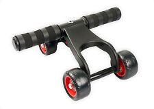 Bauchmuskeltrainer Bauchroller Ab-Roller inkl. Kniematte