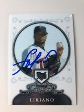 2006 Bowman Sterling Francisco Liriano #BSFL RC Auto Signed Autograph Twins