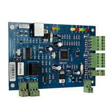 TCP/IP Network Door Access Controller Board Panel use for 1 Door 2 Card Reader