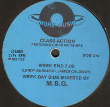 CLASS ACTION - Weekend - Feat Chirs Wiltshire - More Music