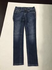 Miss Me Jeans Mid-rise Skinny Size 26x30